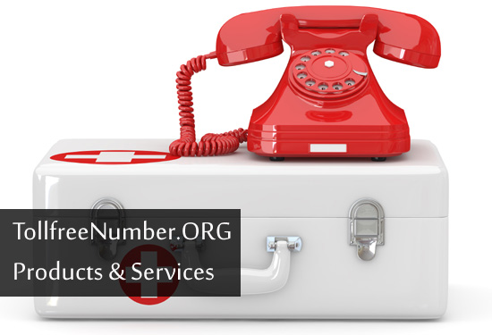 toll free products and services