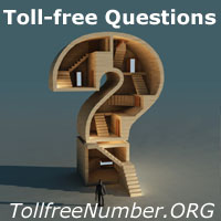toll free questions Common Toll Free Number Questions