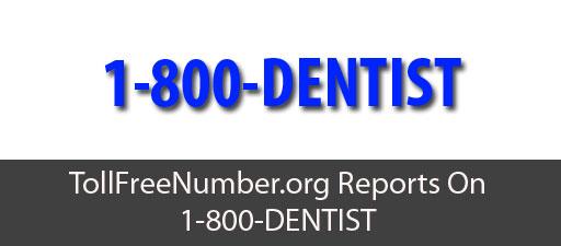 1-800-DENTIST