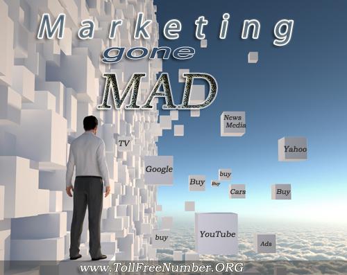 Marketing Gone Mad